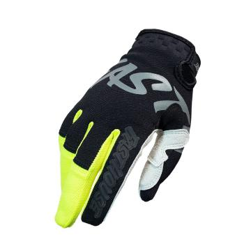 Fasthouse Youth Speed Style Sector Moto Gloves - Hi-Viz