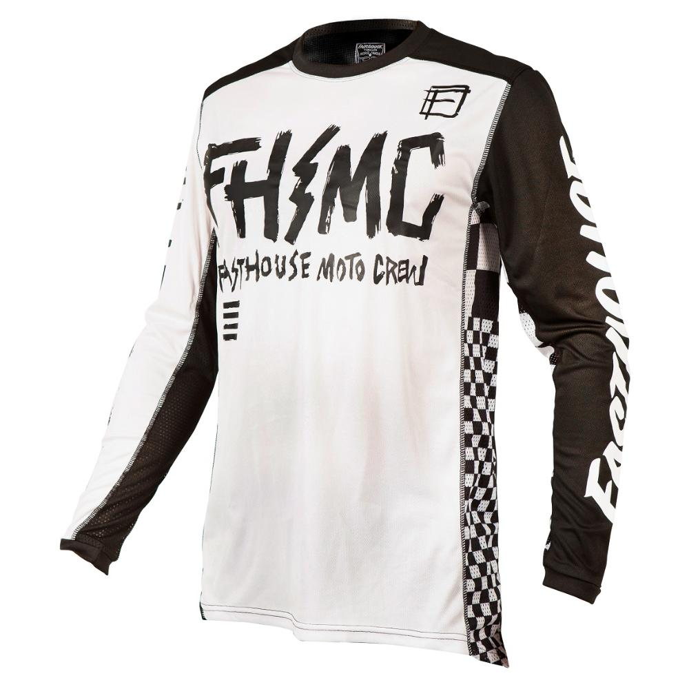 Grindhouse Punk Long Sleeve Jersey