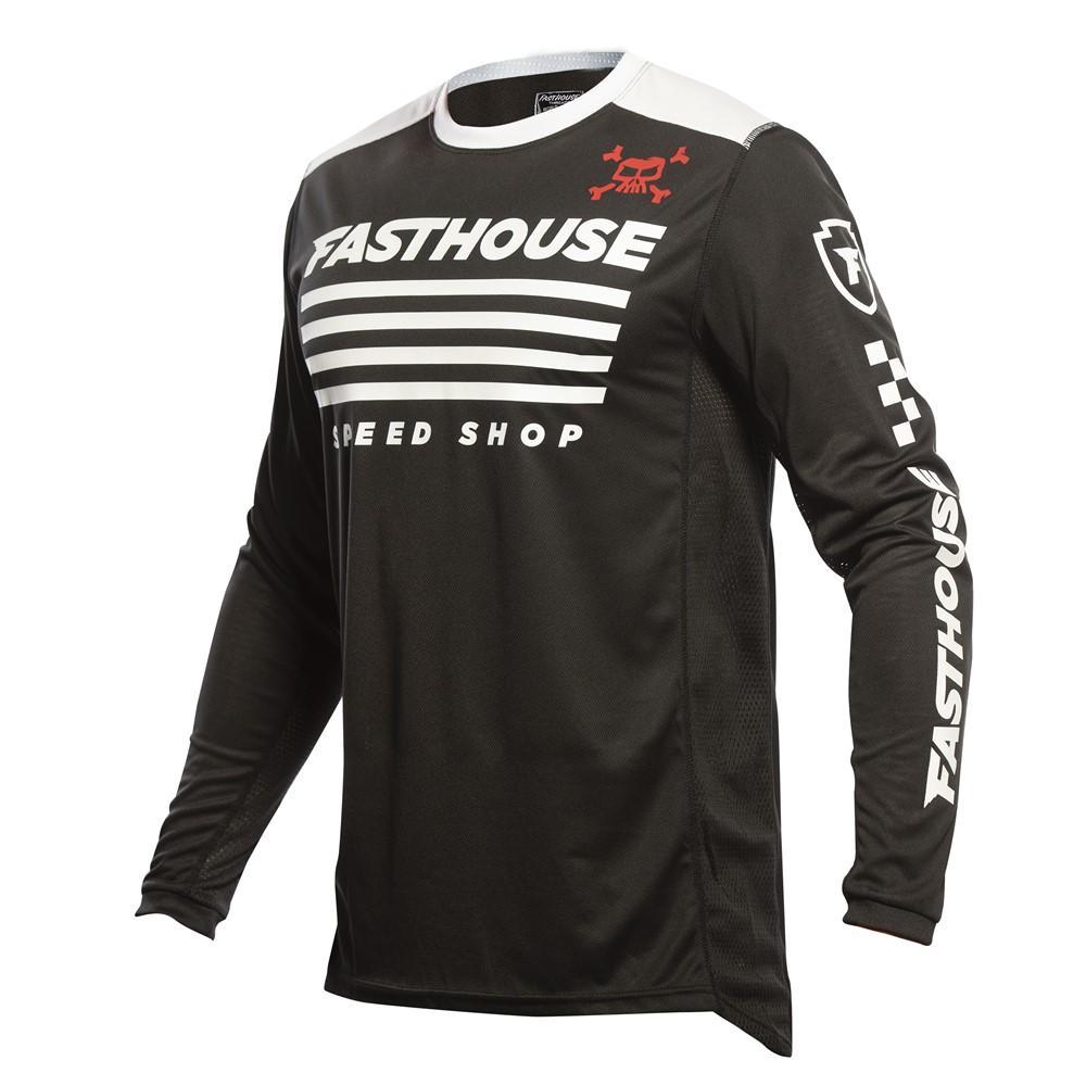 Grindhouse Halt Moto Jersey