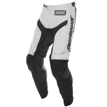 Fasthouse Grindhouse 2.0 Moto Pant - Silver/Black