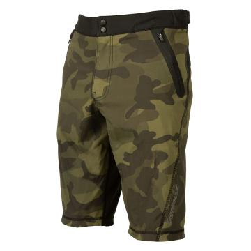 Fasthouse Youth Crossline 2 MTB Shorts - Camo