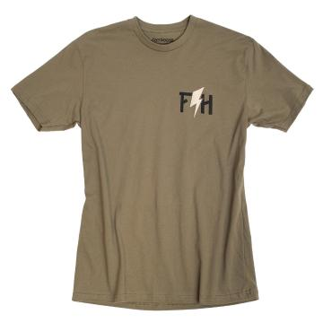 Fasthouse Speedster Tee - Military Green