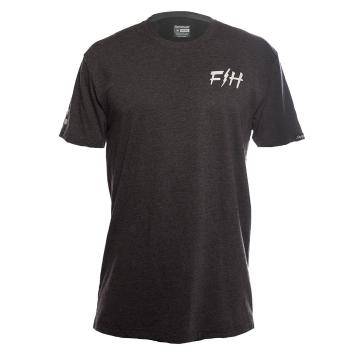 Fasthouse Dart Tech Tee - Dark Heather - Dark Heather