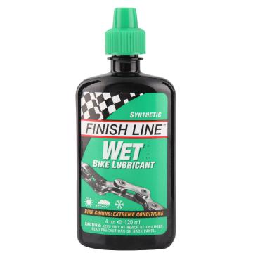 Finish Line Wet lube 4oz/120ml