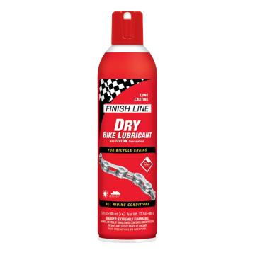 Finish Line DRY Teflon lube 500ml spray