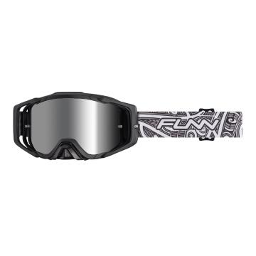 Funn SolJam Anti-Fog Goggle w/lens + Tearoffs - NZ LTD Edition