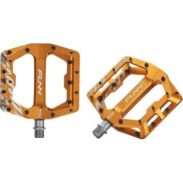 Funn Funndamental GRS Pedals - Anodised Orange