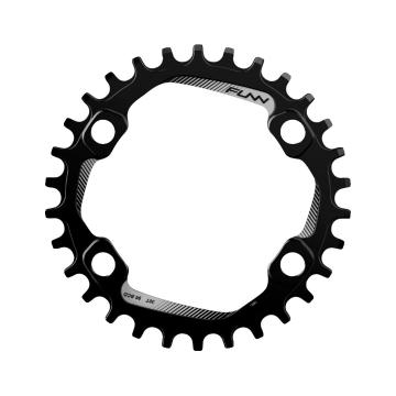 Funn Solo 96mm BCD NW Chainring 96bcd