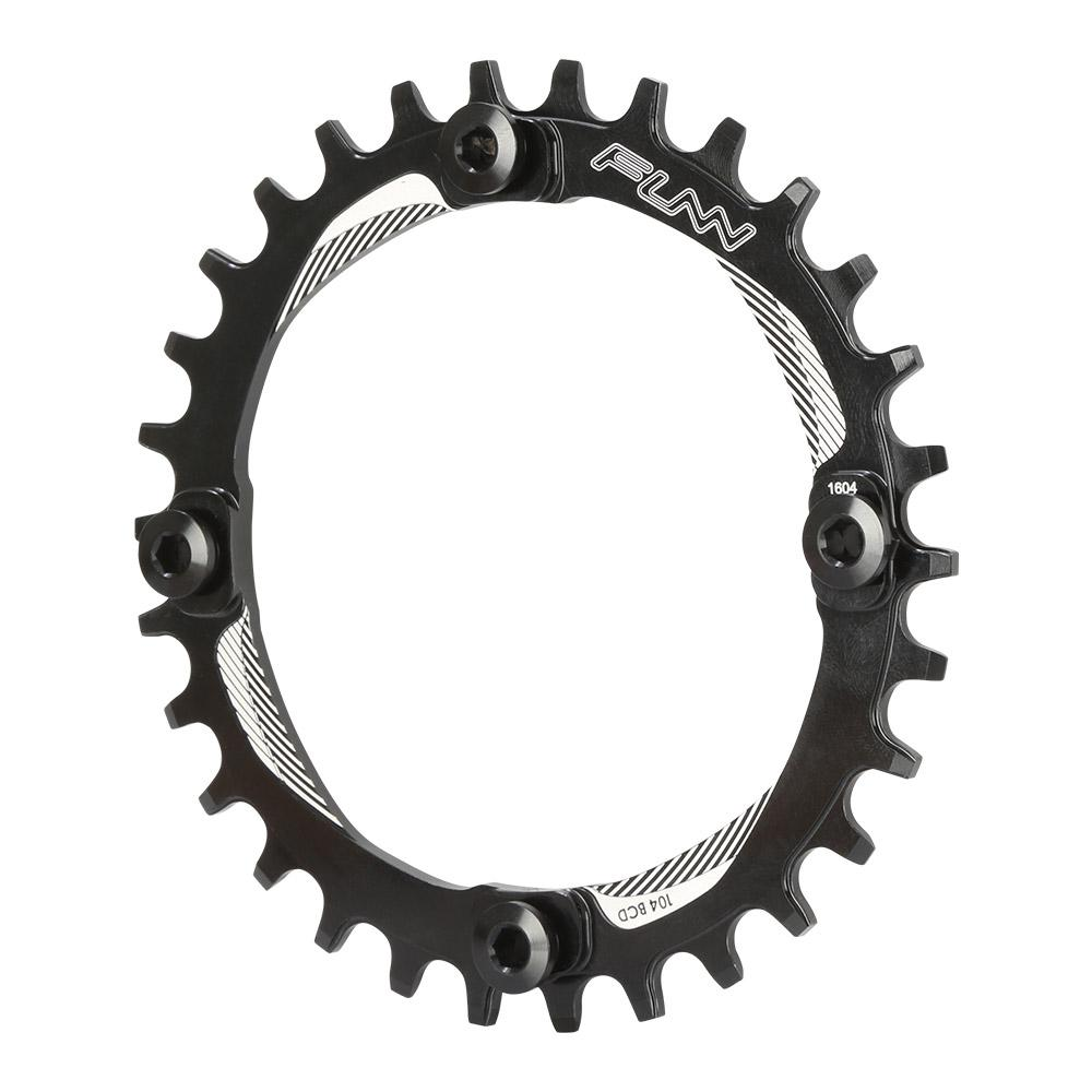 Solo NW Chainring 104bcd 30T w/Mounting Bolts