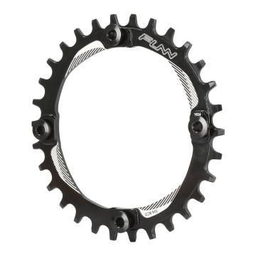 Funn Solo NW Chainring 104bcd 30T w/Mounting Bolts