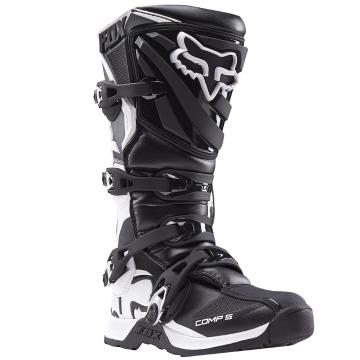 Fox Women's Comp 5 Boots - Black/White