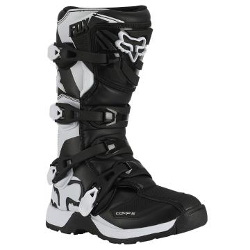 Fox Comp 5 Youth Boots - Black