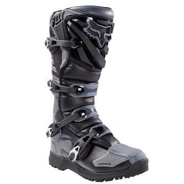 Fox Comp 5 Offroad Boots - Black/Grey
