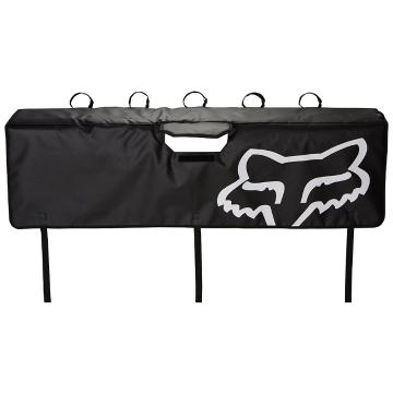 Fox Small Tailgate Pad - Black