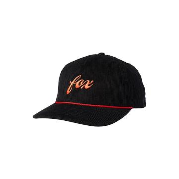 Fox Women's Pitcrew Trucker Hat - Black
