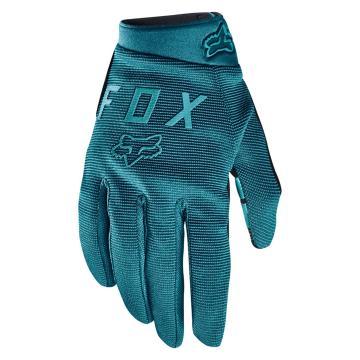 Fox 2020 Women's Ranger Gloves Gel - Maui Blue