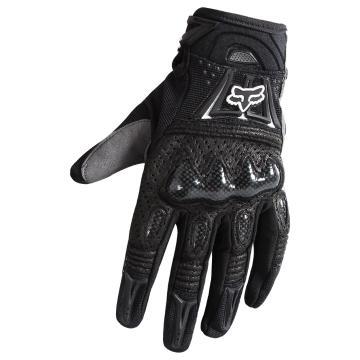 Fox Bomber Gloves - Black