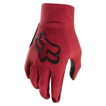 Fox 2018 Flexair Gloves - Dark Red