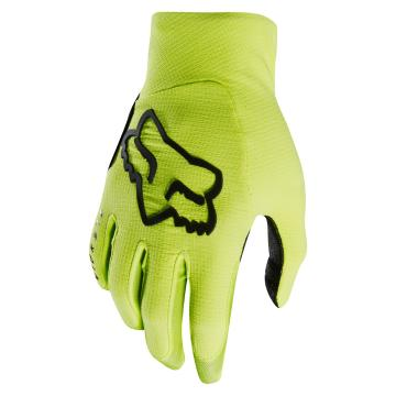 Fox 2018 Flexair Gloves - Yellow/Black