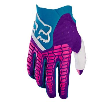 Fox 2017 Pawtector Gloves - Teal