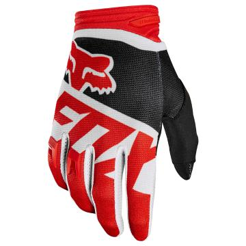 Fox 2018 Dirtpaw Sayak Glove - Red