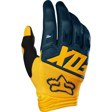 Fox 2019 Dirtpaw Glove - Navy/Yellow