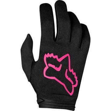 Fox Women's Dirtpaw Mata Gloves - Black/Pink