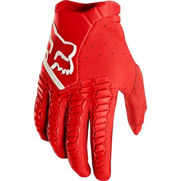 Fox Pawtector Gloves - Red