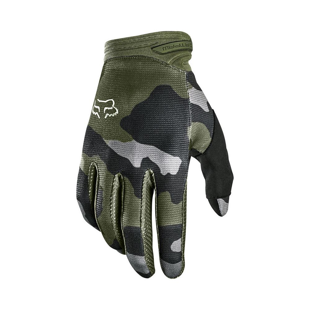 Youth Dirtpaw Przm Gloves - Camo