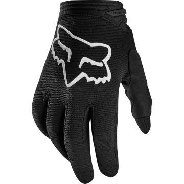 Fox Youth Girls Dirtpaw Prix Gloves - Black