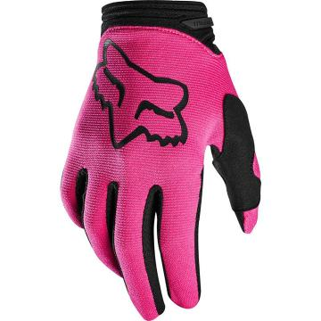 Fox Youth Girl's Dirtpaw Prix Gloves - Pink