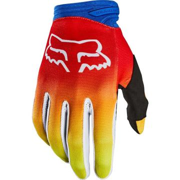 Fox Youth Dirtpaw Fyce Gloves - Blue/Red