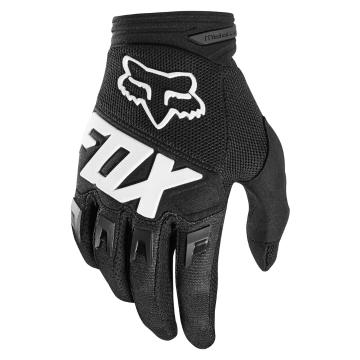 Fox 2018 Youth Dirtpaw Race Gloves - Black