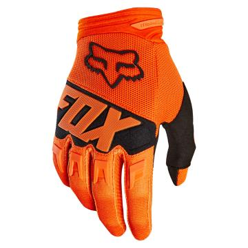 Fox 2018 Youth Dirtpaw Race Gloves - Orange