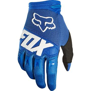 Fox 2019 Youth Dirtpaw Race Glove - Blue