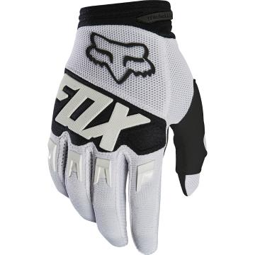 Fox Youth Dirtpaw Race Gloves - White