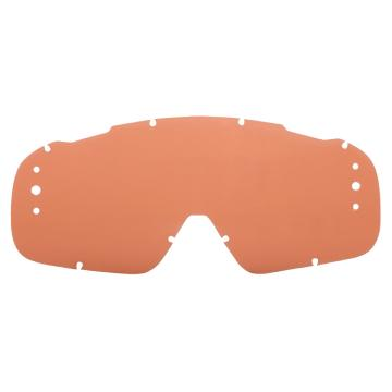 Fox Air Space Lens with Raised Strips - Pink