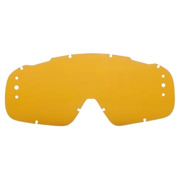 Fox Air Space Lens with Raised Strips - Yellow
