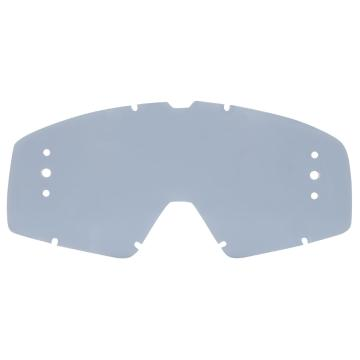 Fox 2018 Main RNR Replacement Lens - Raised Strips - Grey