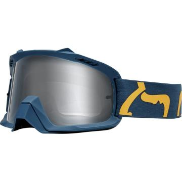 Fox Air Space Race Goggles - Navy/Yellow