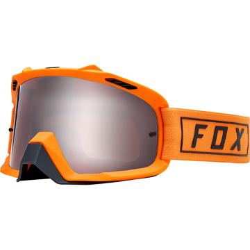 Fox Air Space Gasoline Goggles - Orange Flame