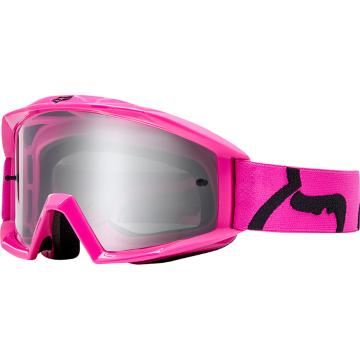 Fox Youth Main Race Goggles - Pink