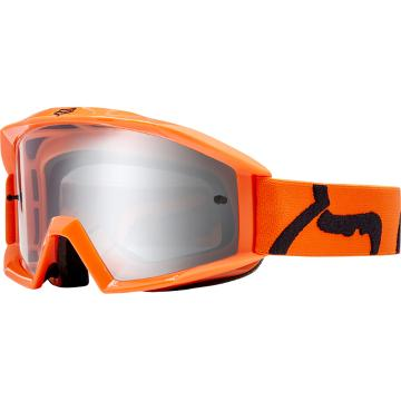 Fox Youth Main Race Goggles - Orange