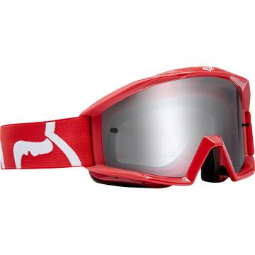 Fox 2019 Youth Main Race Goggle - Red