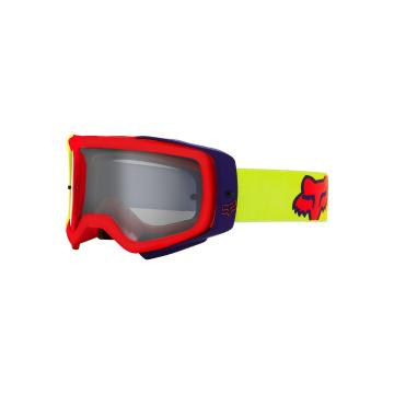 Fox Airspace Voke Goggles  - Fluro Yellow