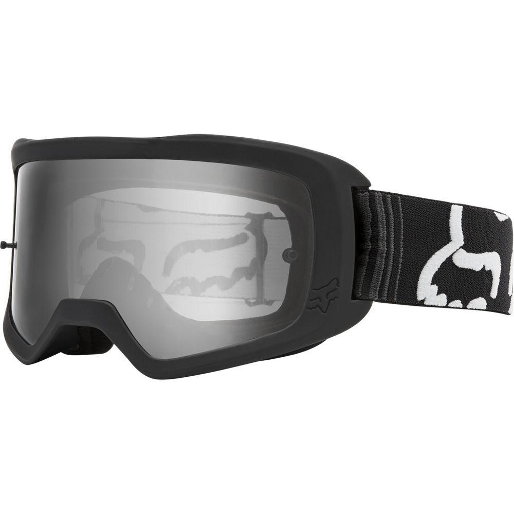 Main II Race Goggles - Black