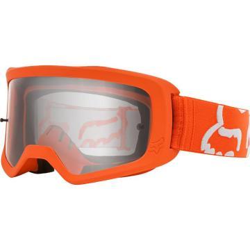 Fox Main II Race Goggles - Fluro Orange