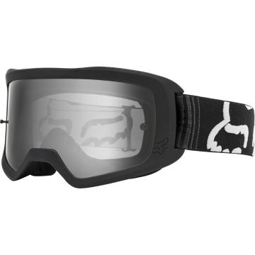 Fox Youth Main II Race Goggles - Black