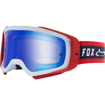 Fox Airspace Simp Spark Goggles - Navy/Red