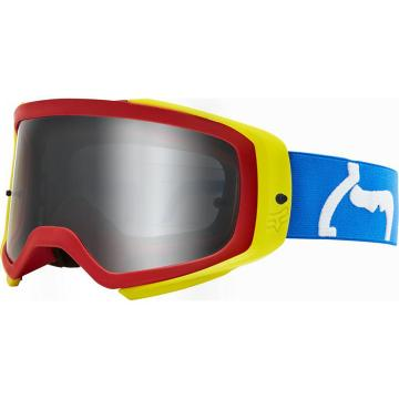 Fox Airspace Prix Spark Goggles - Blue/Red
